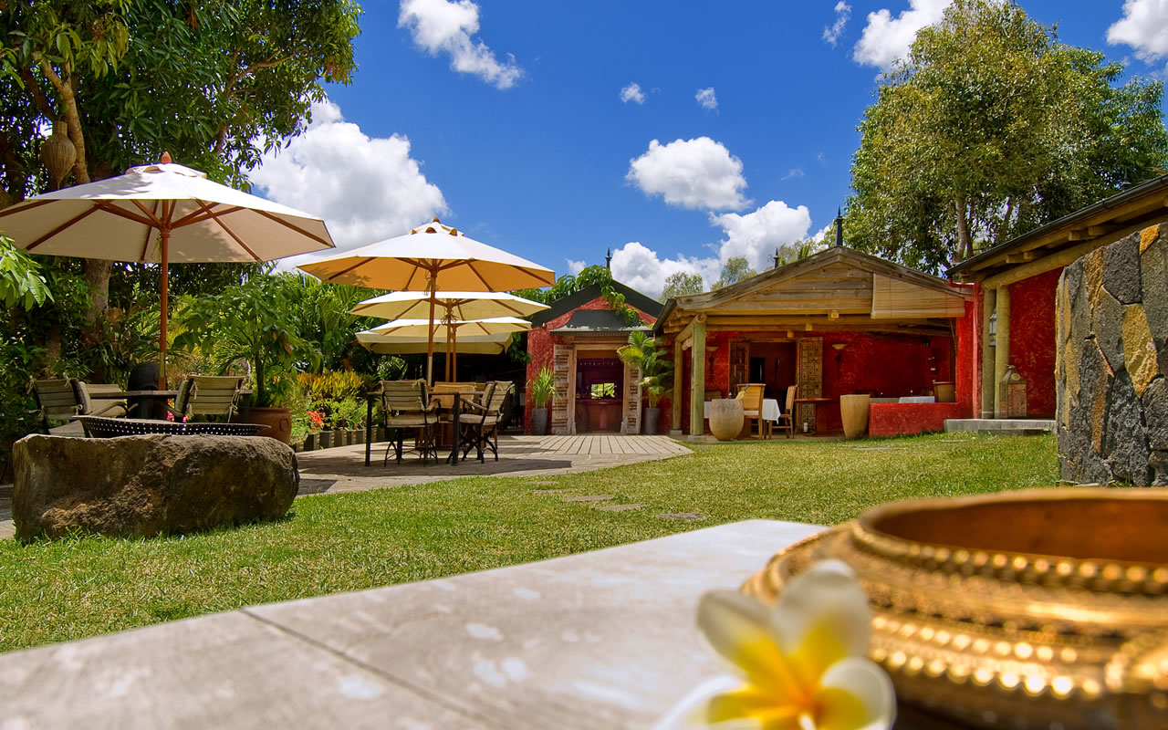 The hotel of the day: we start the year in Mauritius with a superb ecolodge