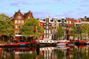 Focus on Amsterdam