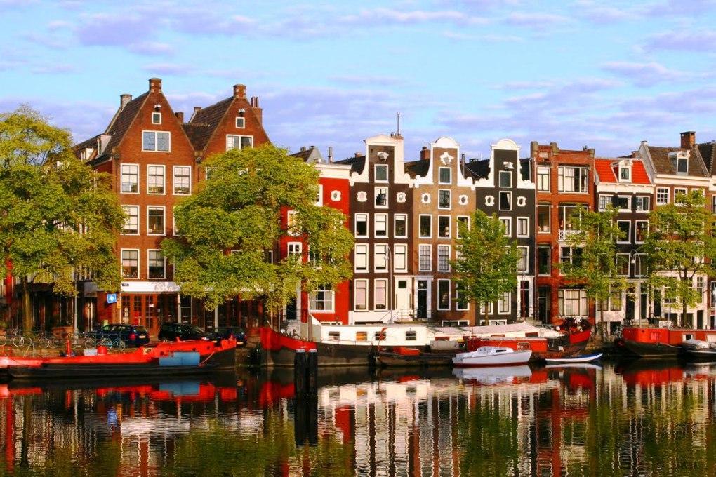 Focus on Amsterdam