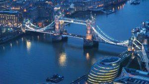 London, always higher