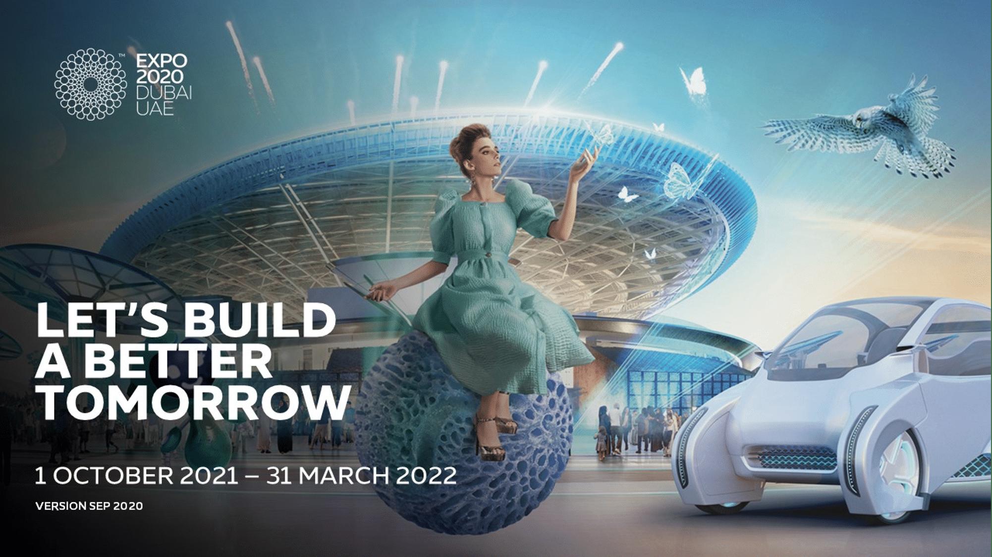 You are currently viewing Vivez l'expérience unique de l'Exposition Universelle 2020 à Dubaï