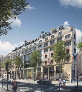 Read more about the article La Samaritaine de Luxe réhabilitée en hôtel 5*