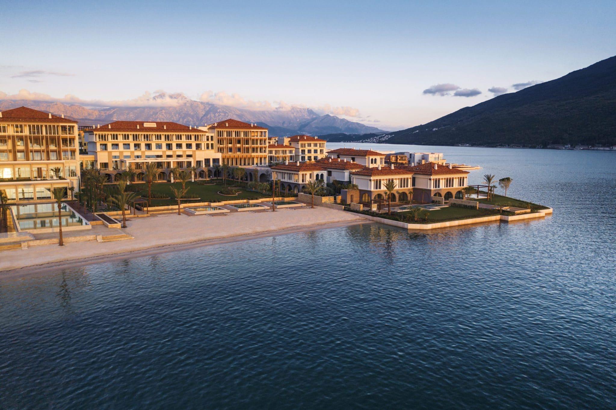 One&Only Portonovi : 1er Resort de la marque en Europe et c'est au Monténégro