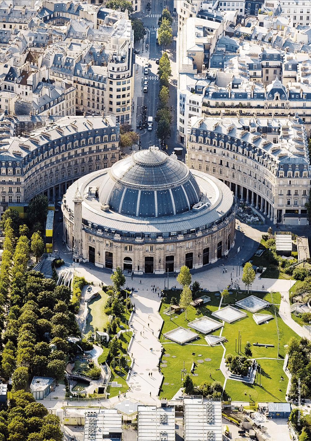You are currently viewing Paris : Un nouveau lieu d'exception entre histoire et création contemporaine